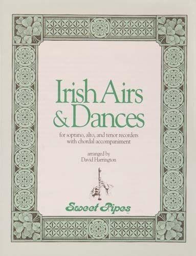 Irish Airs And Dances, Arr. Harrington