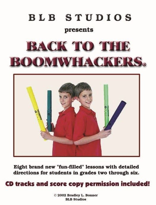 Back To Boomwhackers Package