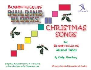 Building Blocks, Christmas Songs
