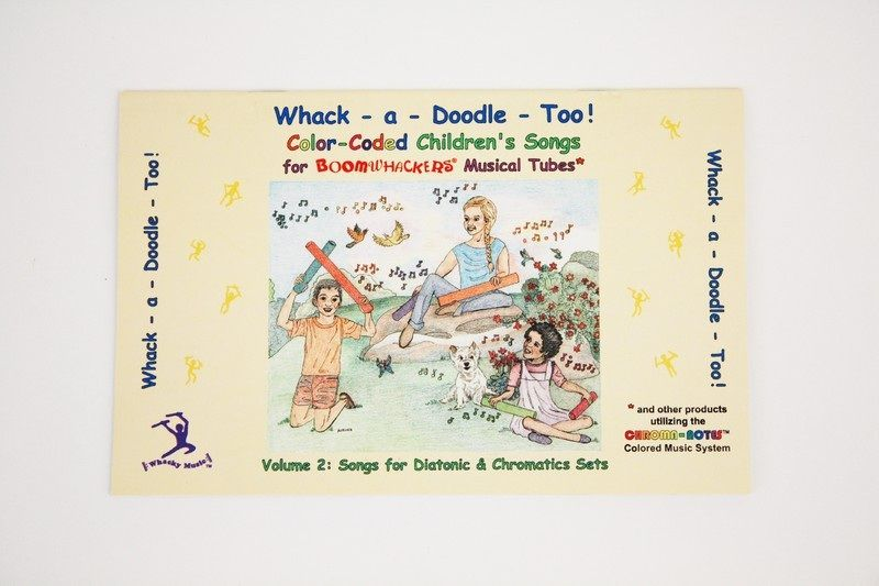 Whack-a-doodle Too Songbook