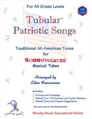 Tubular Patriotic Songs With Cd