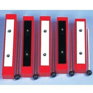 Bass Resonator Bell Set: Five Note