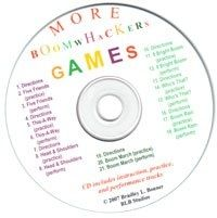 More Boomwhackers Games Cd