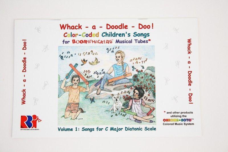 Whack-a-doodle Doo Book