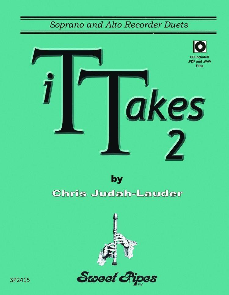 It Takes 2 - Chris Judah-lauder,book/cd