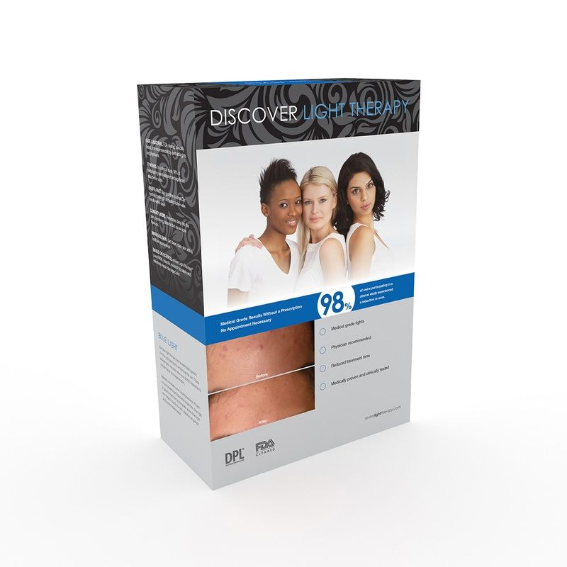 ReVive Acne Light Therapy® Clinical