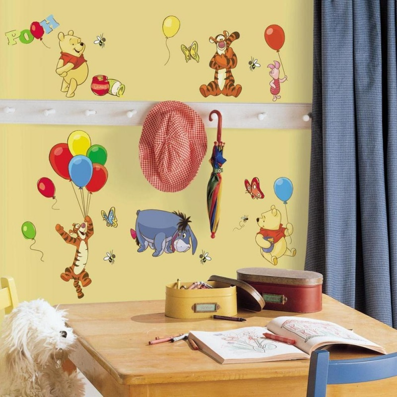 Pooh & Friends Wall Decals