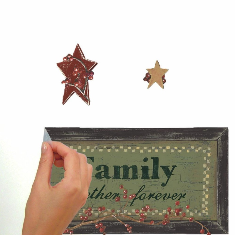 Family And Friends Wall Decals