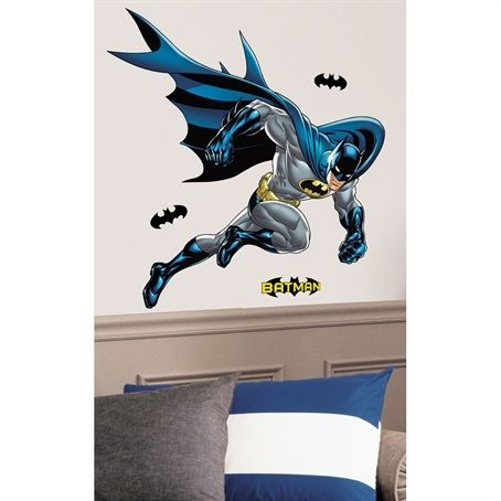 Batman Bold Justice Giant Wall Decal