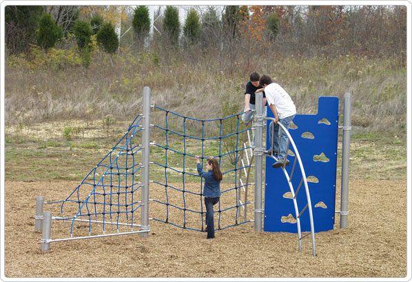 SportsPlay Hercules Climber VII - Climbing Playground Equipment