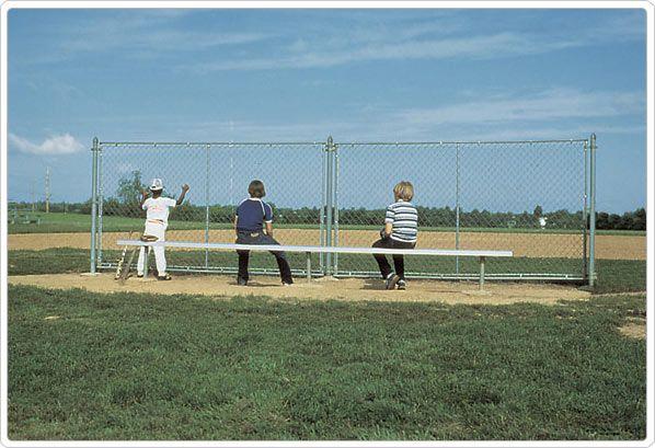 SportsPlay Protective Screens - Baseball Field Equipment