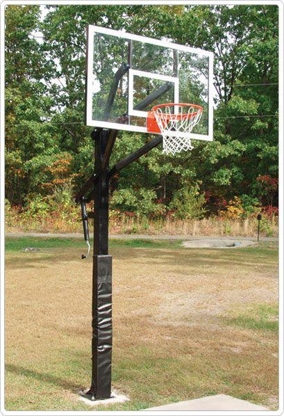 SportsPlay Adjustable Basketball Set: Surface Mount - Basketball Equipment