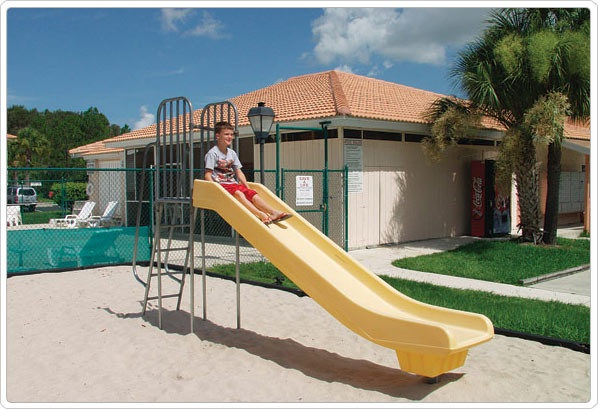 SportsPlay Super Slide: 5' - Playground Equipment