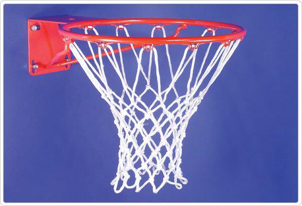 SportsPlay Official Goal & Nylon Net - Playground Sports Netting