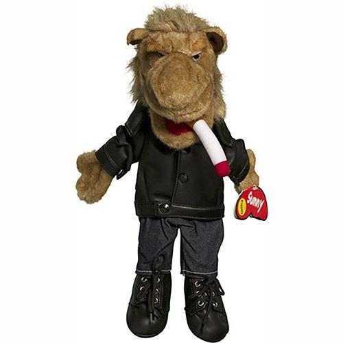 """14"""" Camel In Black Jacket"""