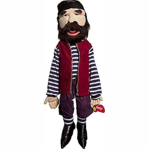 Sunny Toys Pirate Puppets Collection