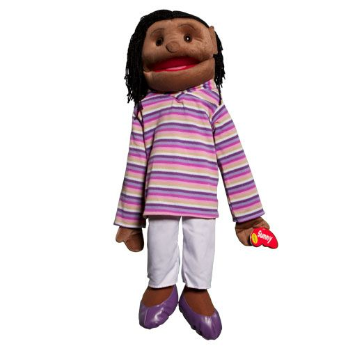 Sunny Toys Girl Puppets Collection #2