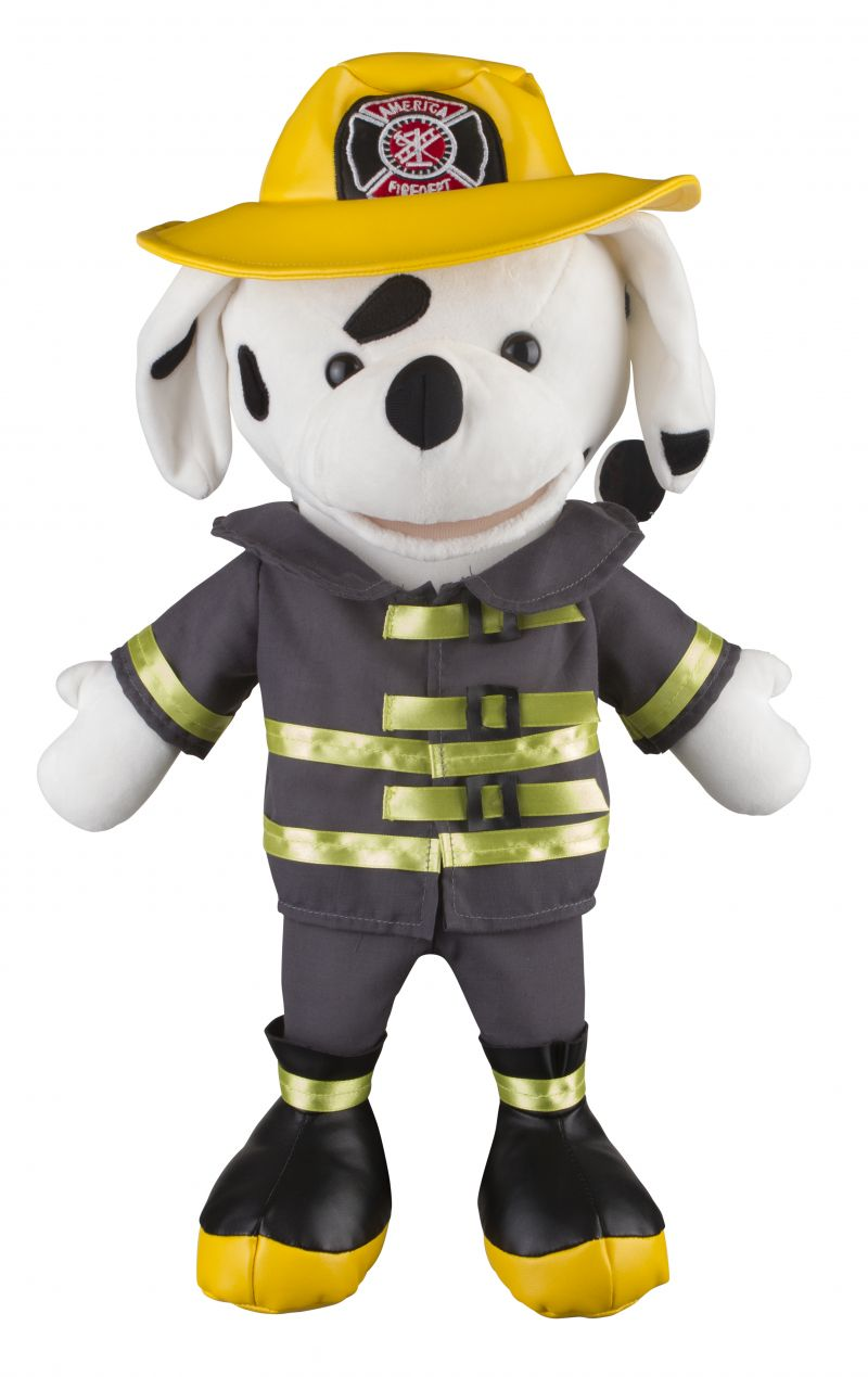 """14"""" Dalmation/fire Dog"""