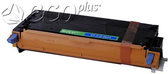 Dell OEM 3108094, 3108397, 59310171 Ecoplus Remanufactured Toner Cartridge: Cyan, 8K Yield