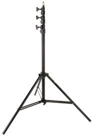 Smith-Victor 13 Feet Aluminum Air-Cushioned Light Stand with 5/8 Inch Top: Model # RAVEN RS13