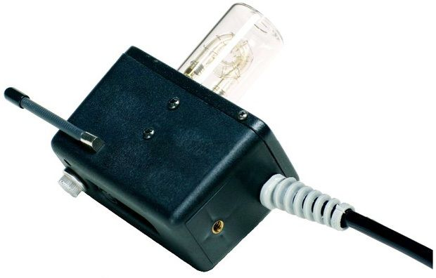 Norman LH2KR/812225 Battery Portable Lamphead with Pocket Wizard