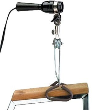 Smith-Victor Socket & Cordset With Clamp Mount: Model # 100UL