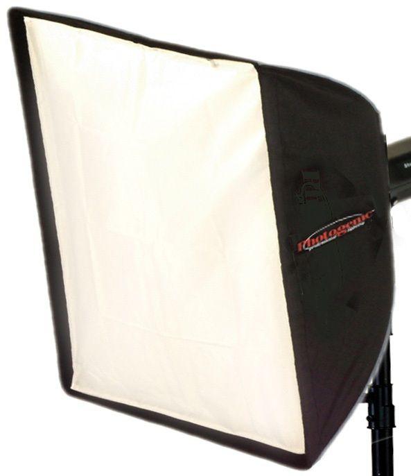 """Photogenic AK24/926378 Studiomax 24"""" Square Soft Box"""