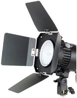 Smith-Victor BD110/690037 4-Leaf Barndoors For Flashlite 110i