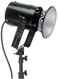"""Smith-Victor 5"""" Ultra Cool Light: Model # A50"""