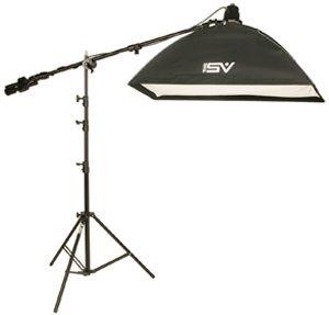 Smith-Victor K73/401416 1-Light 600-watt Professional Portrait Hair Light Kit