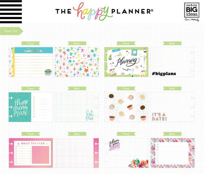 Multi Accessory Pack - Planner Girl