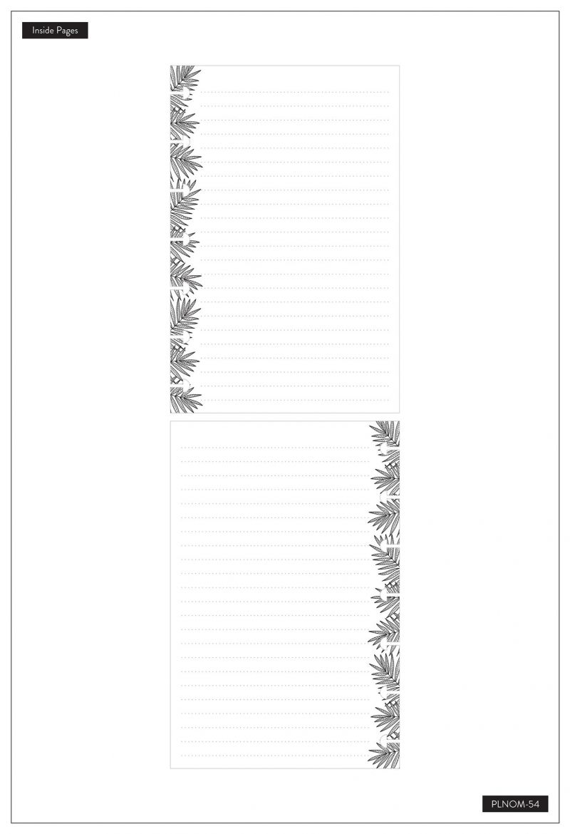 Mini Happy Notes® - Notes & Things Leaves
