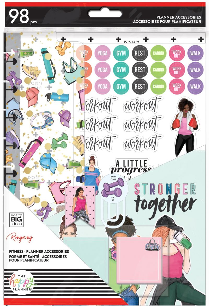 Classic Accessory Pack - Rongrong - Fitness