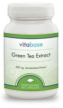 Vitabase Green Tea Extract (300 Mg)