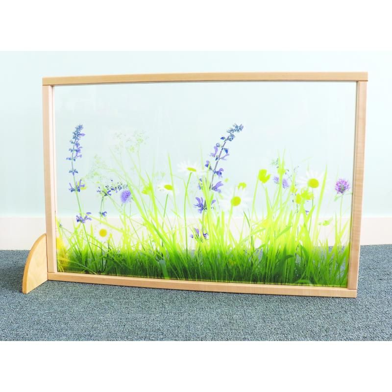 Nature View Room Divider Panel 36w