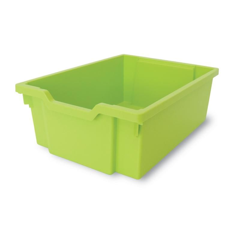 Medium Gratnell Storage Tray - Green