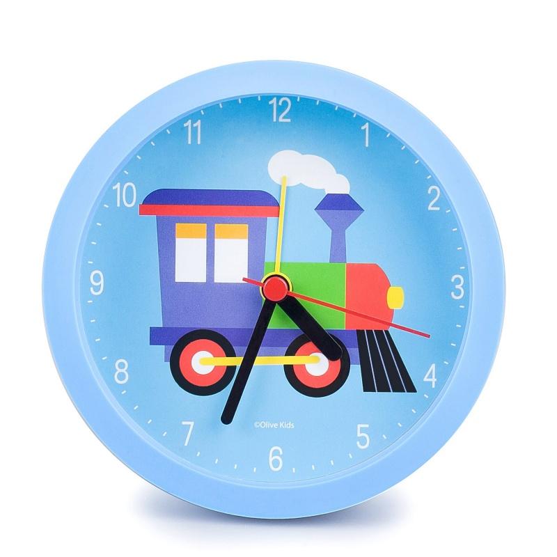 Trains, Planes & Trucks Alarm Clock