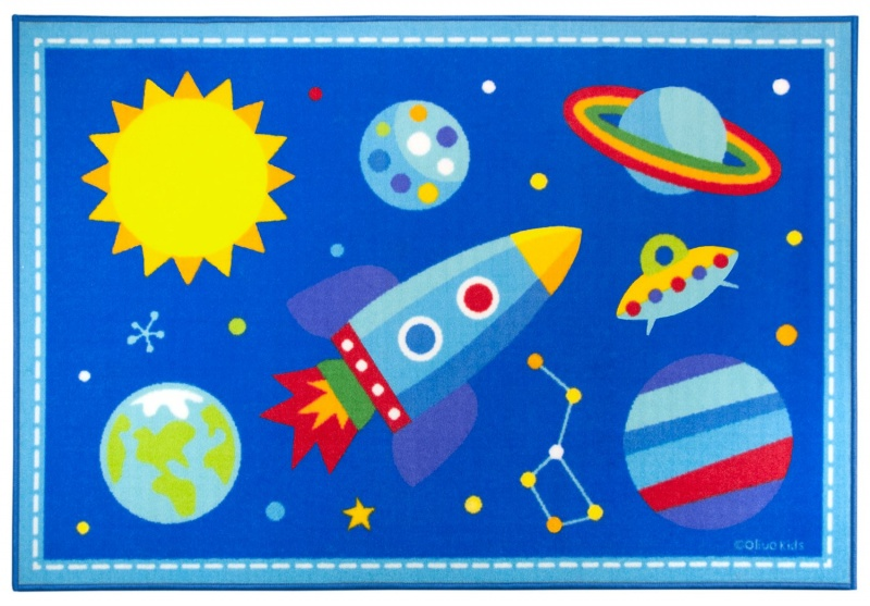 Wildkin Olive Kids Out of this World Themed Furnishings