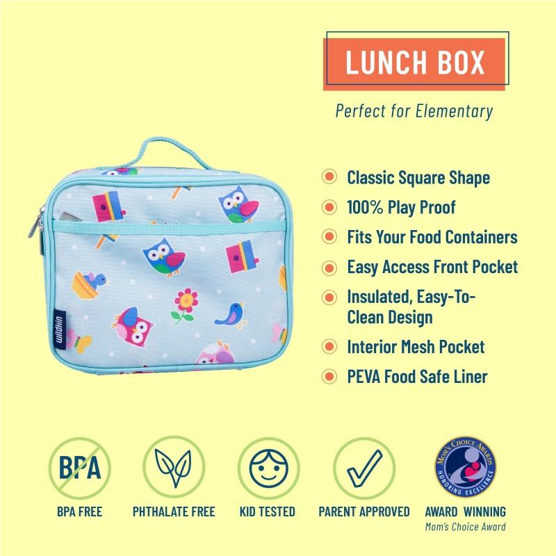 Birdie Lunch Box