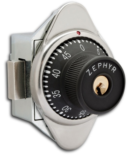 Built-In Combination Lock Built In Combination Lock, With Manual Dead Bolt For Doors With Hinge In Right