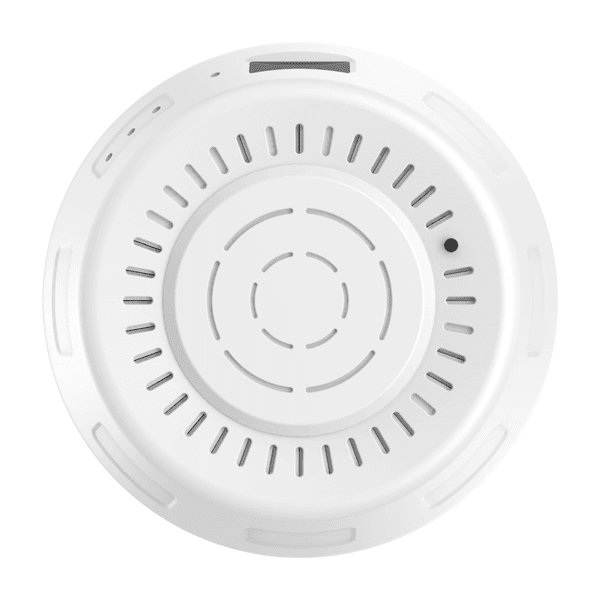 Fuma Ii - Hd Wifi Nanny Cam Dummy Smoke Detector With Ir Night Vision And 6 Months Battery Life